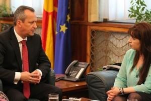 Trajko Veljanoski: Së bashku edhe më shpejtë të hapërojmë drejt Evropës