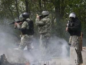 Përleshje në lindje të Ukrainës