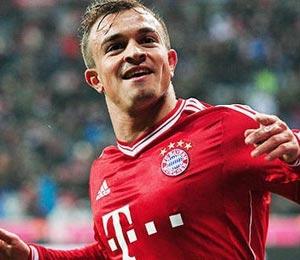 Xherdan Shaqiri ''kërcënon'' me largim nga Bayerni