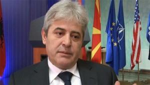 Ali Ahmeti: Stabiliteti i Maqedonisë varet nga ndërkombëtarët
