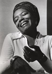 Vdiq poetja Maya Angelou