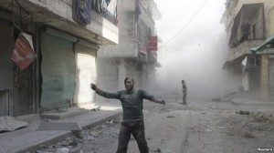 Forcat siriane thyejnë rrethimin rebel të një burgu