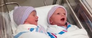 Binjaket nisin të flasin një orë pas lindjes