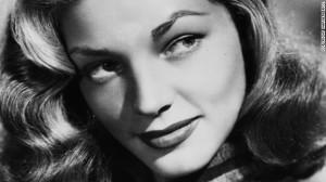 Shuhet ylli i kinemasë,  Lauren Bacall
