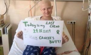 Rebeka Rexhepi shërohet nga kanceri