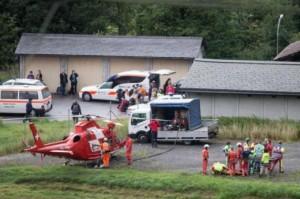 Aksident tragjik në Zvicër del treni nga shinat