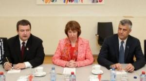 Brukseli kërkon nga Beogradi zbatimin e marrëveshjeve me Prishtinën