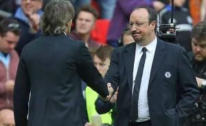 Benitez rrezikon shkarkimin , Mancini në opsion