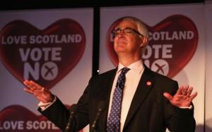"""Skocia thotë """"JO"""",shpëton BE-në"""