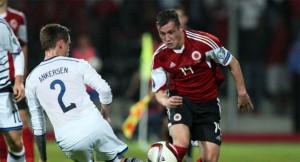 Shqipëria dy vende më poshtë në FIFA