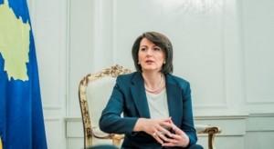Presidentja kërkon nga afaristët austriakë të investojnë në Kosovë