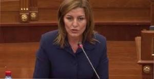 Gratë deputete denoncojnë gjuhën e këngëtarit Gold AG