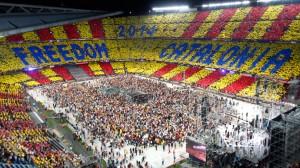 Mbi 80 % e katalanasve votuan për pavarësi