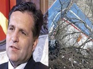 Raporti për vdekjen e presidentit Trajkovski dërgohet në Maqedoni