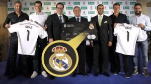 "Sponsorët arab ia ""largon kryqin"" Real Madrid-it"