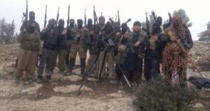 Vritet shqiptari në Siri