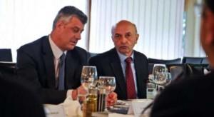 Arrihet marrëveshja në mes Hashim Thaçit dhe Isa Mustafës