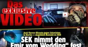 Gjermania në alarm, neutralizohet celula islamiste në periferi të Berlinit