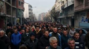 Përfundon e qetë protesta në Gjakovë