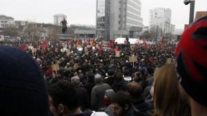 Vetëvendosje kërkon mbështetje logjistike për protestën