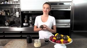 Dieta e Miranda Kerr