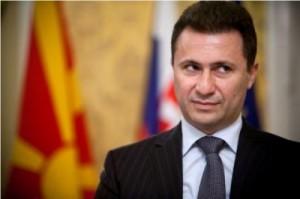 FAZ e krahason Gruevskin me Erik Mielke