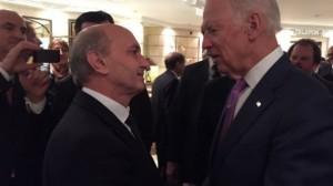 Joe Biden fton Mustafën në Washington