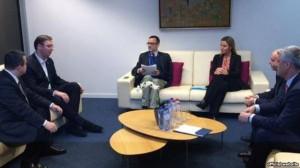 Kosova dhe Serbia arrijnë marrëveshje për drejtësinë