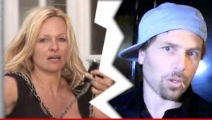 Pamela Anderson ndahet nga burri i tretë