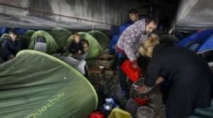 Kalimi i paligjshëm i kufirit Serbi - Hungari