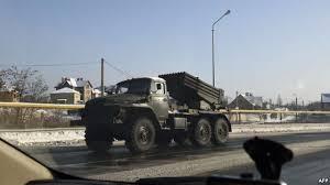 Vazhdojnë luftimet në Ukrainën lindore