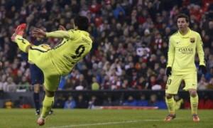 Barcelona vetëm një pikë afër Real Madridit