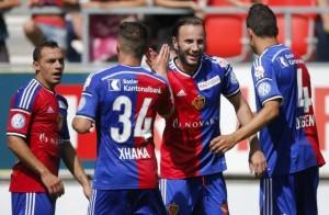 Tri shqiptarët e Bazelit përballë Portos