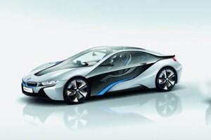 BMW me konkurrent të Model S?