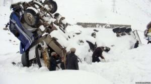 28 të vdekur nga orteqet e borës në Afganistan