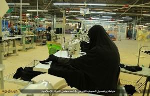 """Brenda në """"fabrikën e hixhabit të ISIS-it"""""""