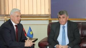 Hoxha e Naço bisedojnë për sistemin prokurorial