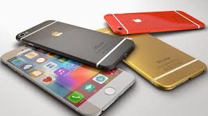 iPhone 7 në dy ngjyra
