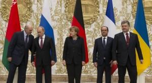 Arrihet marrëveshja për armëpushim në Ukrainë