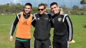 Shevchenko viziton futbollistët nga Kosova