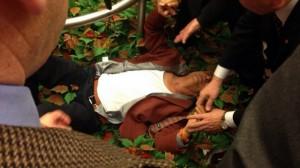 Përleshje në parlamentin turk, pesë deputetë të lënduar