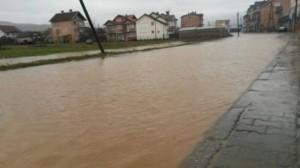 Fillojnë vërshimet në Kosovë