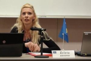 Erleta Hoti këshilltare e Edita Tahirit