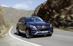 Ja Mercedes-Benz GLE M-Class