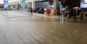Vritet punëtori i sigurimit në Albi Mall