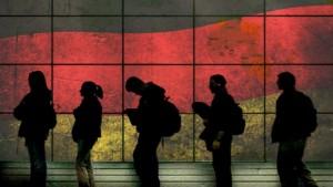 Gjermania ka nevojë për gjysmë milioni emigrantë për çdo vit!