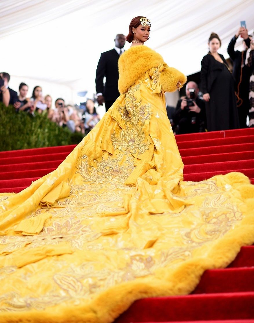 Last Night's Top Met Gala Power Outfits, As Described by Hashtags | Met gala  dresses, Met gala looks, Gala dresses