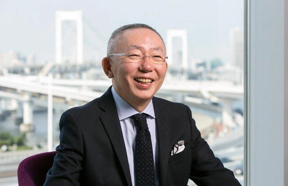 Tadashi Yanai. Photo: Luxurylaunches