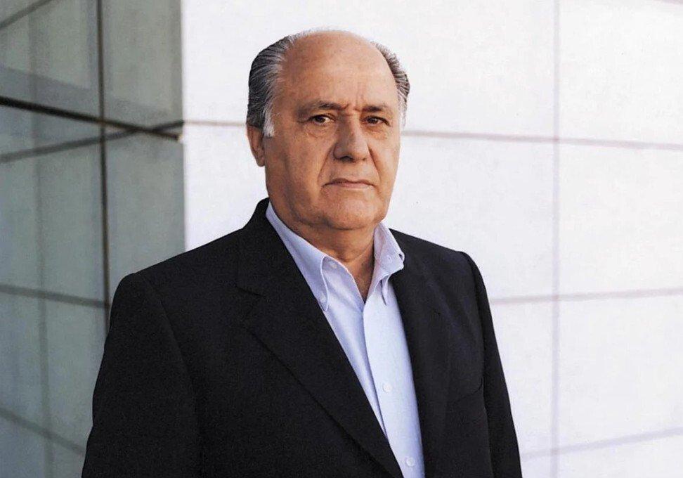 Amancio Ortega. Photo: Luxurylaunches